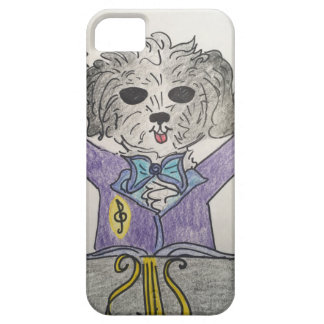 Puppy Maestro Barely There iPhone 5 Case