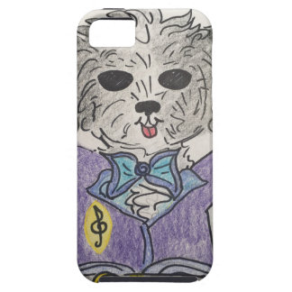 Puppy Maestro Case For The iPhone 5