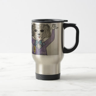 Puppy Maestro Travel Mug