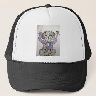 Puppy Maestro Trucker Hat