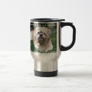 Puppy Mill Survivor - Give Mill Dogs a 2nd Chance! Coffee Mug