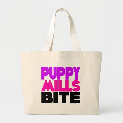 Puppy Mills Bite Bags