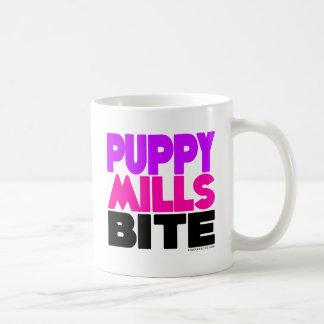 Puppy Mills Bite Coffee Mugs
