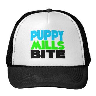 Puppy Mills Bite! Stop Puppy Mills! Hat