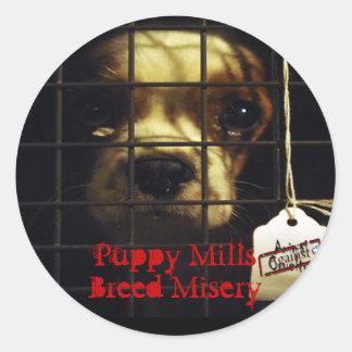 Puppy Mills Stickers