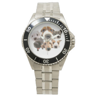 Puppy Noses Wrist Watch