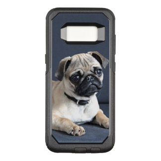 Puppy On Lounging Couch OtterBox Commuter Samsung Galaxy S8 Case