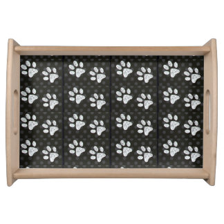 **PUPPY PAWS** SERVING AND PARTY TRAY