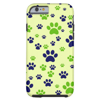 Puppy Paws Tough iPhone 6 Case