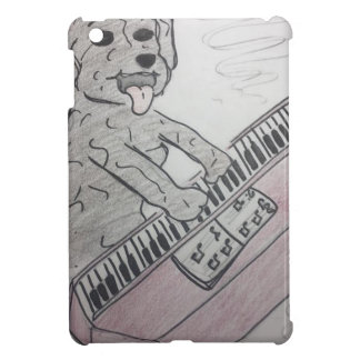puppy piano case for the iPad mini