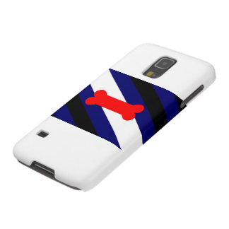 Puppy Play Pride Flag Galaxy S5, Barely There Case