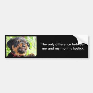Puppy PMT Bumper Sticker
