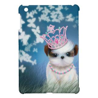 Puppy Princess iPad Mini Cases