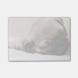 Puppy Soundly Sleeping Post-it® Notes