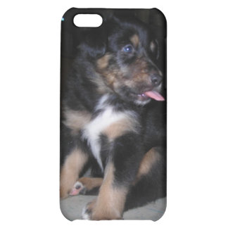 Puppy Tongue iPhone 4 case