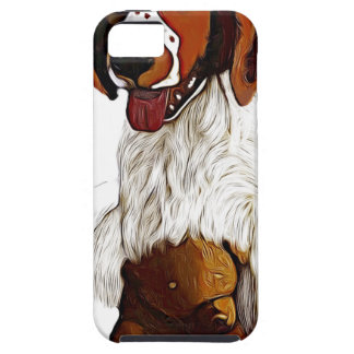 puppy with teddy iPhone 5 case
