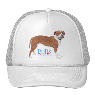 PUPs Rescued Pit Bull Hats