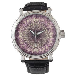 PUR-polarize Blue Mandala Watch