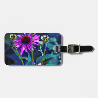PUR-polarize Coneflowers Tags For Luggage