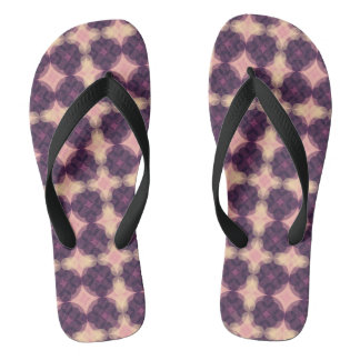 PUR-polarize Kaleidoscope Pattern Thongs