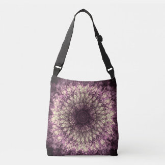 PUR-polarize Mandala Crossbody Bag