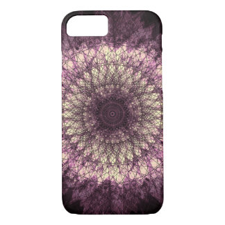 PUR-polarize Mandala iPhone 8/7 Case
