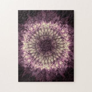 PUR-polarize Mandala Jigsaw Puzzle