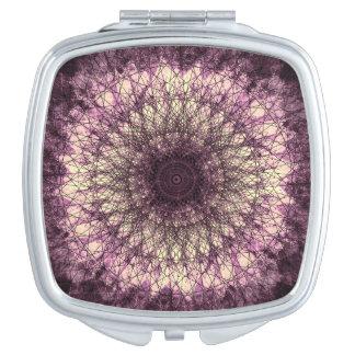 PUR-polarize Mandala Travel Mirror