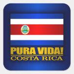Pura Vida! Costa Rica Stickers