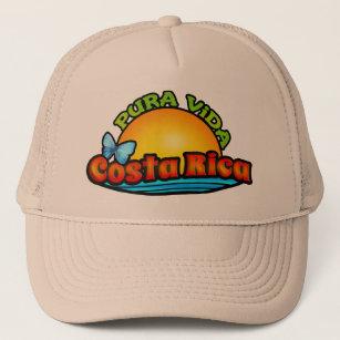 5d8d0a97daf Costa Rica Baseball   Trucker Hats