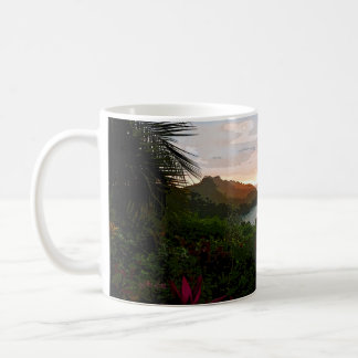 Pura Vida Sunset Coffee Mug