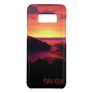 Pura Vida Sunset Sizzle Case-Mate Samsung Galaxy S8 Case