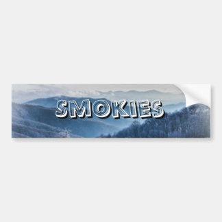 Purchase Knob Winter Scenic View Bumper Stickers
