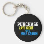 Purchase Late Night Circle Keychain