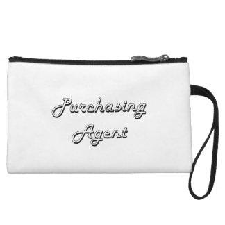 Purchasing Agent Classic Job Design Wristlets