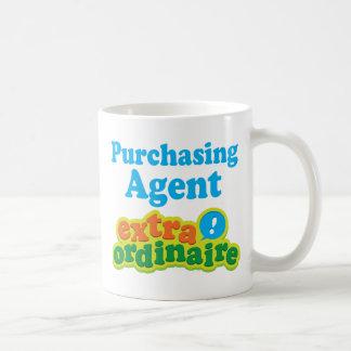 Purchasing Agent Extraordinaire Gift Idea Basic White Mug