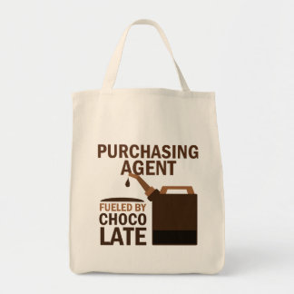Purchasing Agent (Funny) Gift Grocery Tote Bag