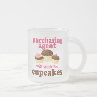 Purchasing Agent (Funny) Gift Mugs
