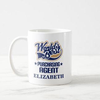 Purchasing Agent Personalized Mug Gift