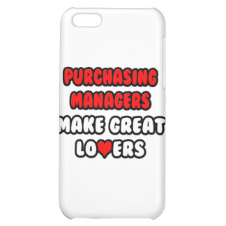 Purchasing Managers Make Great Lovers iPhone 5C Covers