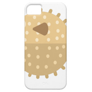 Purcupine Fish Primitive Style Case For The iPhone 5