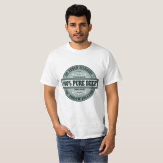 Pure Beef All Natural T-Shirt
