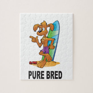 pure bred hip dog puzzle