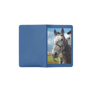 Pure breed horse pocket moleskine notebook