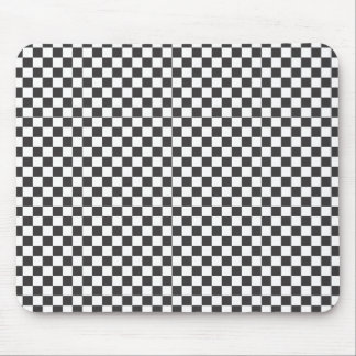 Pure Chessboard Mouse Pad