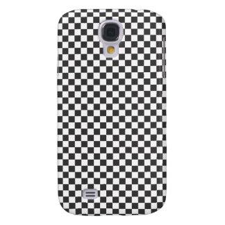 Pure Chessboard Samsung Galaxy S4 Case