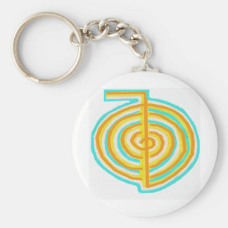 Pure CHO KU RAI - Reiki Key Ring