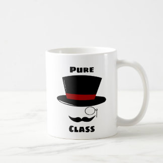 Pure Class Basic Mug For Classy People