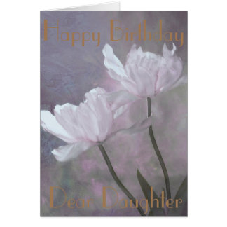 PURE DAUGHTER  GREETING CARD