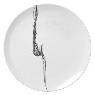 Pure Feeling Plate